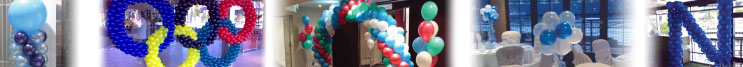Balloons Online Decorating Header